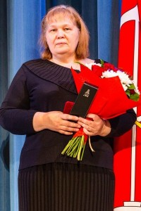 Горшенкова Наталья Валентиновна