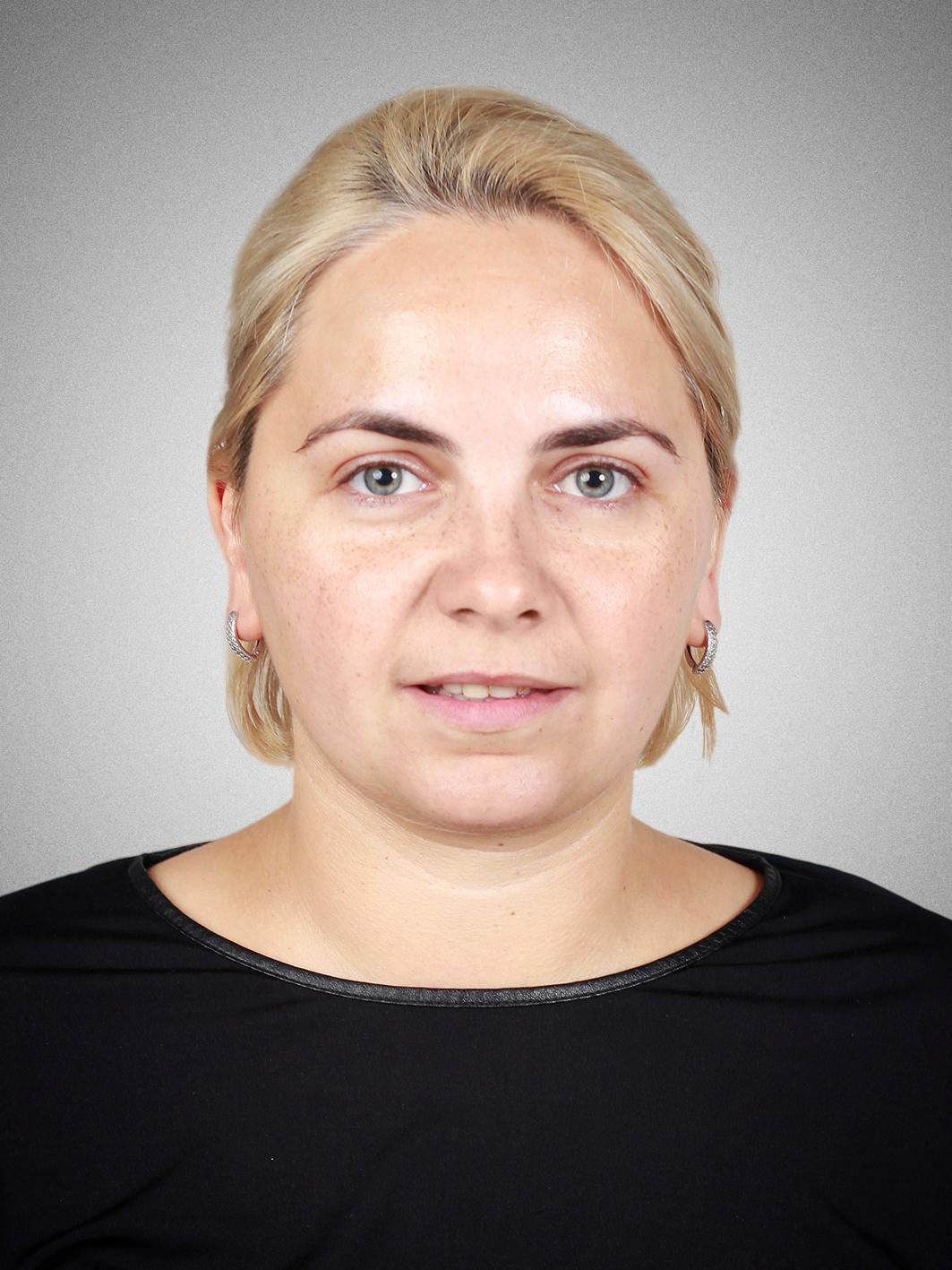 Дмитриева Светлана Владимировна